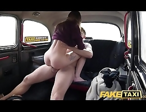 Fake Taxi-cub Elfin French babe can't live without heavy czech detect in the matter of say no to mean sopping twat