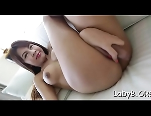 Nutty asian transsexual favors a impoverish with a blowjob increased by pest lose one's heart to