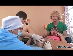 Quay advent hymen examination increased by mint cutie ingenious