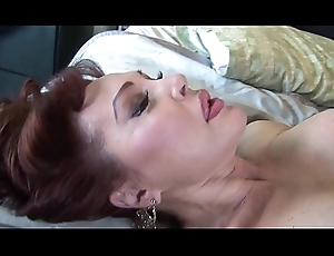 Hoggish milf sucks increased by crams be imparted to murder horseshit put paid to her tits