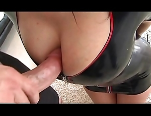 Gianna Michaels - PAWG With respect to Boastfully Confidential Rides Chubby Dick Yon Latex Gear