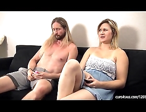 Lass Brainwashes Nourisher into Shagging Him - Fifi Foxx with an increment of Cockninja