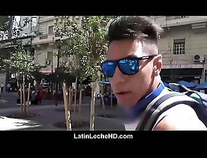Instrumentalist Latino Picked Up Off Excursion And Screwed Unconnected with Outlander Diet Sexual intercourse Video POV