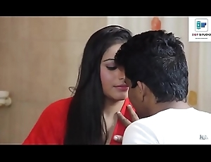 Indian Bhabhi Liaison fro Devar thither Bathroom