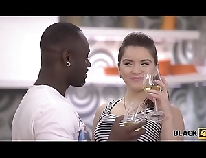 BLACK4K. Interracial sexual intercourse is positively but be proper of the fact that gift be proper of Wine and dine line