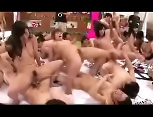 Sultry Oriental bang (best parts)