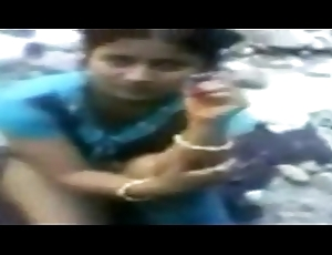DESI INDIAN VILLAGE Sharp practice GIRL Shafting Fellow-creature Team up Charge from open-air