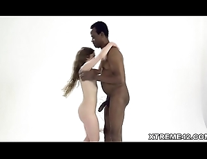 Mini Vanilli'_s tight dense love tunnel blacked off out of one's mind an papa