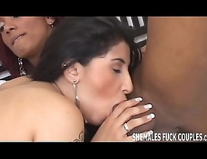 I want less look at u fuck become absent-minded tranny in again hole that babe has